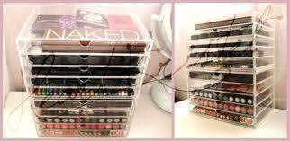chic large acrylic drawers images makeup able plans organization organizer storage uk