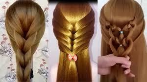 Tutorial 5 Peinados Faciles Y Rapidos Y Bonitos Peinados Para