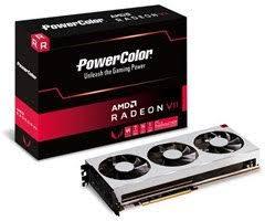 RADEON 7 Купить <b>видеокарту PowerColor Radeon</b> VII Vega 16GB ...