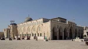 من بنى المسجد الأقصى - المَسجِد الأقْصَى - طب 21