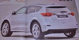 Next-Generation 2013 Toyota RAV4 Renderings Released - autoevolution