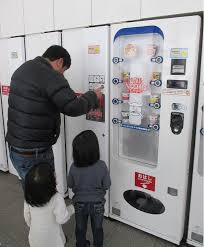 Cup Of Noodles Vending Machine Adorable Make Your Own Cup Of Noodles At The Instant Ramen Museum Slouching
