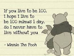 Winnie The Pooh Quotes About Love Custom 48 Heartfelt Winnie The Pooh Picture Quotes Famous Quotes Love