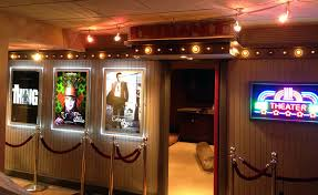 Home Theater Decorations Accessories