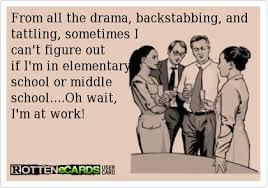 Image result for workplace gossip meme