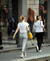 Euridice Axen out in Milan -06