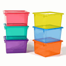 colorful plastic storage bins. Small Colored Plastic Storage Containers Clear Colors 799 Intended Colorful Bins Pinterest