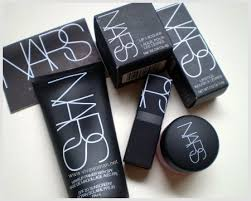 i was very happy to receive a package from nars cosmetics last week which consist of a nars makeup primer with spf a nars lip lacquer and a nars lipstick