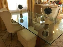ralph lauren dining table north atlantic coast collection glass top
