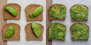 avocado toast with egg 4 ways