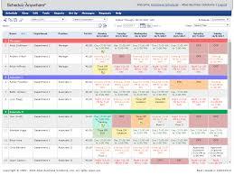 free schedule builder shift schedule generator free scheduling template