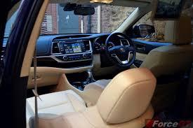 2018 toyota kluger grande. simple toyota 2014 toyota kluger grande interior dashboard and 2018 toyota kluger grande r