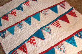 Quilting Is My Therapy A very Suess-ical Quilt - Quilting Is My ... & dr deuss fabric pennant quilt Adamdwight.com