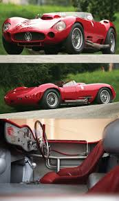 25 best ideas about Voiture maserati on Pinterest Maserati. Car Porn A 7.5 Million 1956 Maserati 450S Prototype by Fantuzzi
