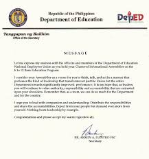 25 October 2012 Deped National Employees Union Page 2