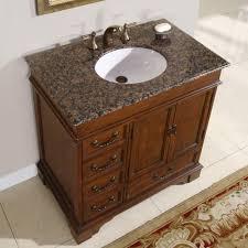 Bathroom Vanity Set Silkroad Exclusive Ashley 36 Single Bathroom Vanity Set Reviews