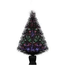 Amazon.com: Holiday Time Pre-Lit 32 Fiber Optic Artificial ...