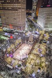 Campus Martius Christmas Tree Lighting 2017 17 Things You Have To Do In Metro Detroit This Week The Scene