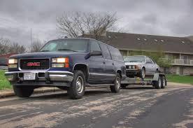 Ben Young's 1998 Chevrolet Suburban
