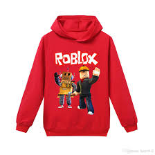 Roblox Fashion Designer 2019 Roblox Printed 3d Designer Hoodies Boys Hooded Tops Pullovers 2020 New Fashion Kids Children Sweatshirts Clothing From Baby0512 18 1