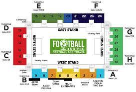 afc floor plan. Dean-court-stadium-bournemouth-seating-plan Afc Floor Plan F