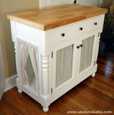 kitty litter cabinet hides ugly box hometalk with regard to cat plans 0
