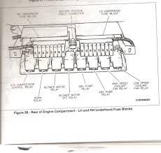maxi relay center diagram needed for a 1994 pontiac bonnevil dimensions 1023 x 972 image