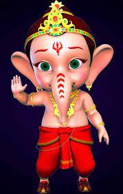 Cute Ganesha Wallpapers - Wallpaper Cave