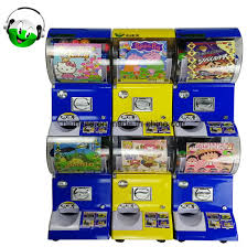 Vending Machine Dispenser Fascinating China Capsule Toy Vending Machine Coin Operated Toy Dispenser For