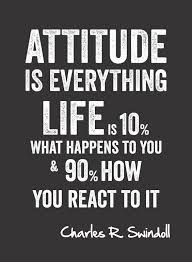 Bad Attitude Quotes Stunning Best Positive Attitude Status Good For Successful Life Quotesplant