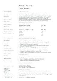 Sample Social Worker Resume No Experience Template With No