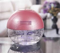 Water negative ion air purifier home formaldehyde removal secondhand smoke  air freshener fragrance machine