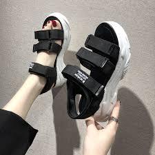 ERNESTNM Gladiator Platform <b>Women's</b> Sandals 2019 <b>Summer</b> ...