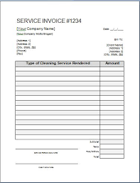 invoices free template 22 best free cleaning invoice templates images on pinterest