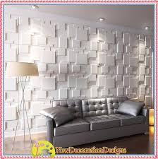 3D Wall Panels For Living Room 2017 modern textured wall decor panels   New  Decoration Designs