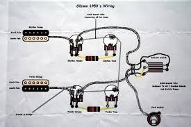 50 s style wiring my les paul forum