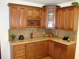 Corner Top Kitchen Cabinet Premade Cabinets Kitchen Best Home Furniture Decoration