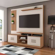 modern wall mounted tv unit for