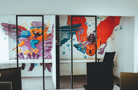 Wall art ideas for office Welcome We Make Your Workplace Better Place With Stunning Office Wall Art Book Street Artist Office Wall Art Ideas And Design Book Street Artist