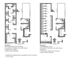 Ada Bathroom Diagram Drafthouse Releases Two Possible Designs For New Bathrooms Kvuecom