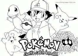 Small Picture Pokemon Color Pages Coloring Site Pokemon Color Pages at Free