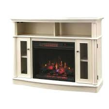 electric fireplace tv stand white in stand infrared bow front electric fireplace in antique white white modern electric fireplace tv stand