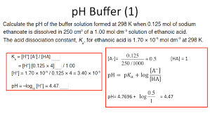 Buffer Action Secondary Science 4 All