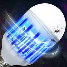 electric trap light indoor lighting 15w e27 bulbs led mosquito lamp bulb electronic anti insect bug wasp pest fly outdoor greenhouse chandelier led