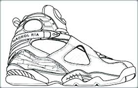 air jordan coloring book bined with shoes coloring pages printable coloring image coloring book shoes