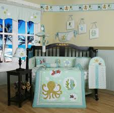 baby bedding for boys best of geenny boutique sea world animal 13 piece crib bedding set