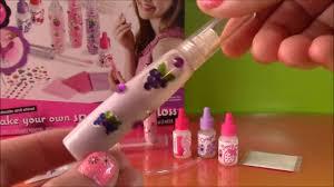 Lip Balm]Cra-Z-Art Shimmer 'n Sparkle DIY Sparkle Lip Gloss Kit ...