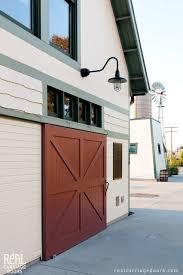 exterior sliding barn doors. Sliding Red Barn Door Traditional-exterior Exterior Doors O