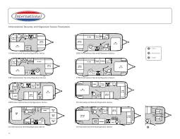 airstream floor plans. 27FB International Serenity Galley 17; 18. And Signature Series Floorplans Airstream Floor Plans R