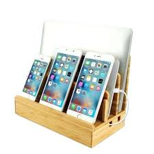 multi device charging station and cord organizer 6 port rapid ideas of diy phone charging station